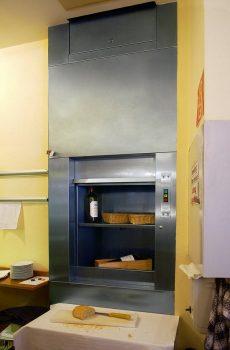 Dźwig kuchenny ISO-A